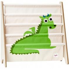 Bibliothèque en tissu Dragon