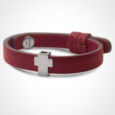 Bracelet Gospel simple (argent 925°)