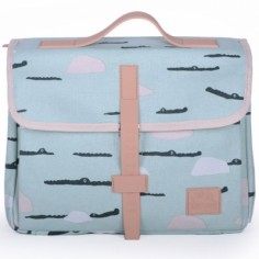 Cartable maternelle Croco