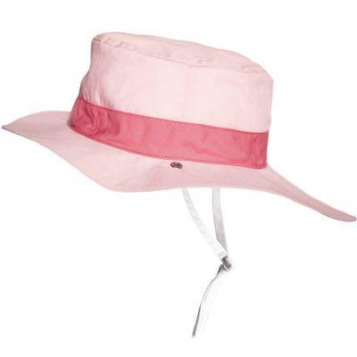 Chapeau Kapel anti-UV Panama Pink (6-12 mois)  par KI et LA