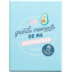 Cartes étapes grossesse Les grands moments de ma grossesse