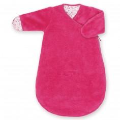 Gigoteuse chaude Lizie pompon en softy et jersey TOG 2.5 (60 cm)