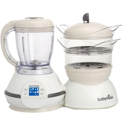 Robot cuiseur Nutribaby crème  par Babymoov