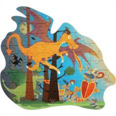 Puzzle Dragon (61 pièces)