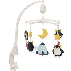 Mobile musical pingouin Les Nanouks