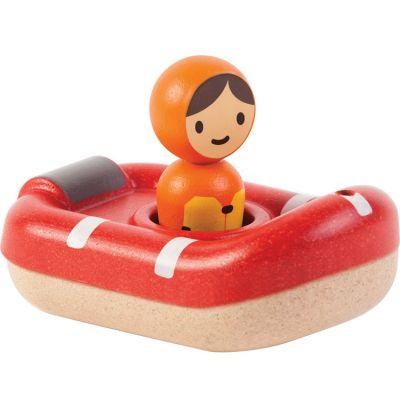 Mon bateau de sauvetage  par Plan Toys