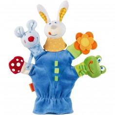 Gant marionnette Animaux