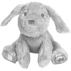 Mini peluche Lucien le chien gris (12 cm)