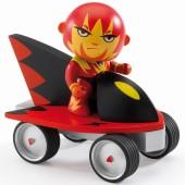 Figurine Super héros Firebird & ze jet (13 cm) - Djeco