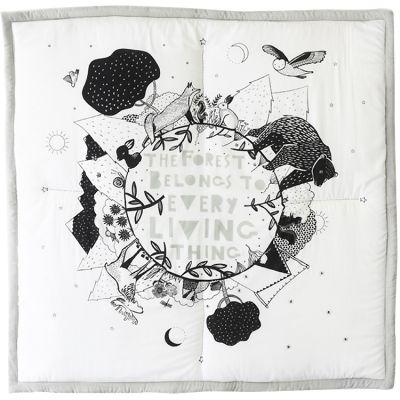 Tapis de jeu Forêt (100 x 100 cm)  par Wee Gallery