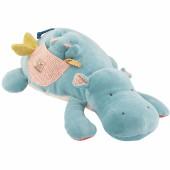 Grand hippopotame d'activités Les Papoum (38 cm) - Moulin Roty