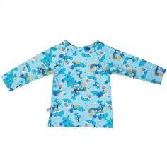 Tee-shirt anti-UV Îles imaginaires (6 mois)