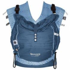Porte bébé Kiss & Carry Indigo Blue