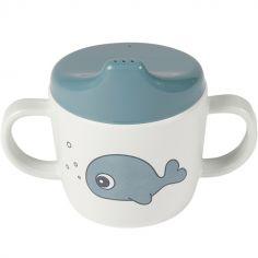 Tasse à bec Sea Friends bleu