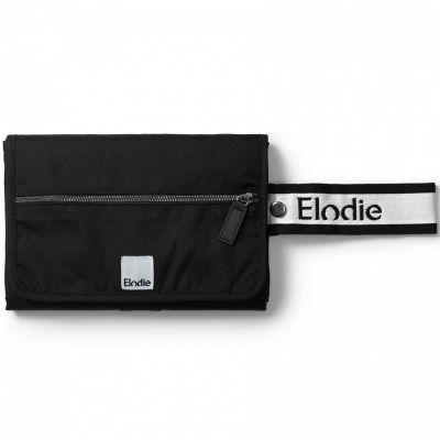 Tapis à langer noir Off Black  par Elodie Details