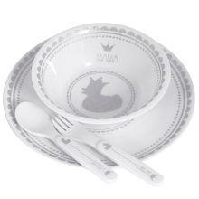 Coffret repas canard royal (4 pièces)  par BAMBAM