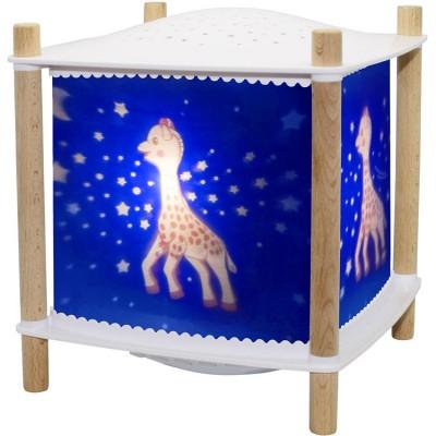 Lanterne magique musicale Sophie la girafe Révolution 2.0 bluetooth  par Trousselier