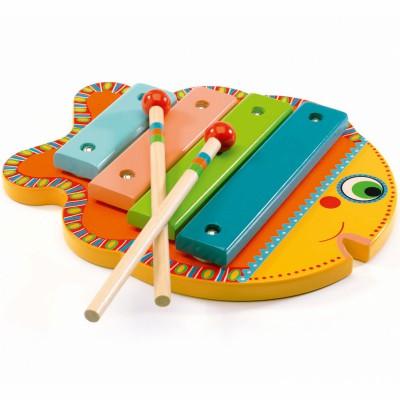 Xylophone poisson  par Djeco