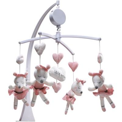 Mobile musical Lilibelle  par Sauthon Baby Déco