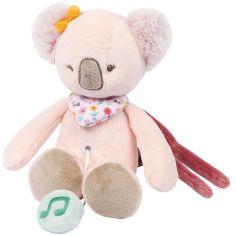 Mini peluche musicale Iris le koala
