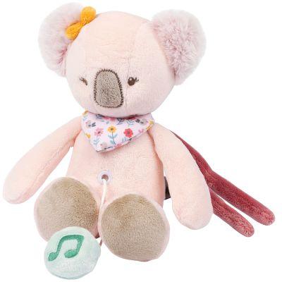 Mini peluche musicale Iris le koala  par Nattou