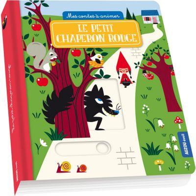 Livre Le Petit Chaperon Rouge (collection Mes contes à animer) AuzouEditions