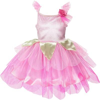 Robe de princesse pétale rose (3-5 ans)  par Travis Designs