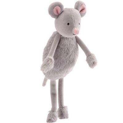 Peluche Noémie la souris Les doux Bidous (25 cm)  par Pioupiou et Merveilles