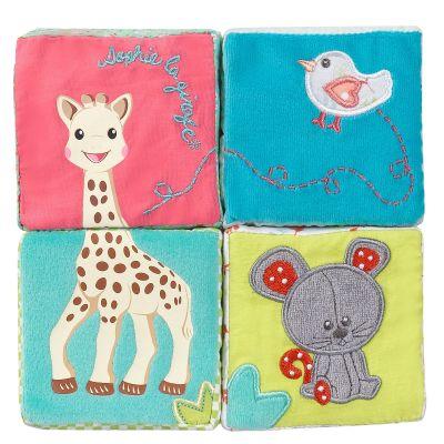 Cubes d'éveil Sophie la girafe  par Sophie la girafe