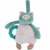 Chat anneau dentaire Les Pachats - Moulin Roty