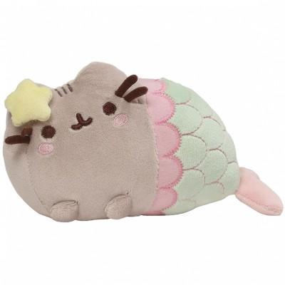 Peluche Pusheen le chat Sirène (18 cm) GUND