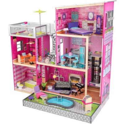 Maison de poupée Uptown KidKraft