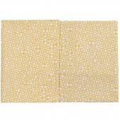 Drap + taie d'oreiller Diabolo pour berceau (75 x 100 cm) - Trixie