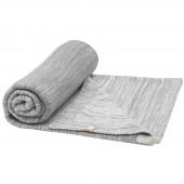 Couverture bébé cocooning Storm Grey (75 x 100 cm) - Snoozebaby