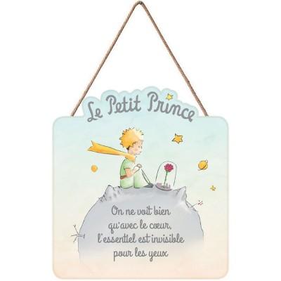 Panneau Bois Le Petit Prince Rose Le Petit Prince