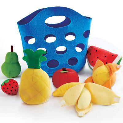 Panier de fruits (8 pièces)  par Hape