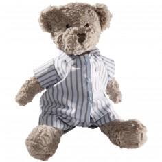 Peluche Mr Octave l'ours (25 cm)