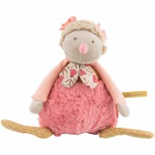 Peluche musicale luciole Les Tartempois (26 cm) - Moulin Roty