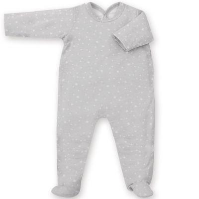 Pyjama léger jersey Stary frost grizou (3-6 mois : 60 à 67 cm)  par Bemini