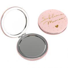 Miroir de poche Sublime maman