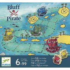 Jeu de société Bluff Pirate