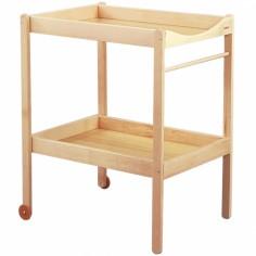 Table à langer Alice en bois massif
