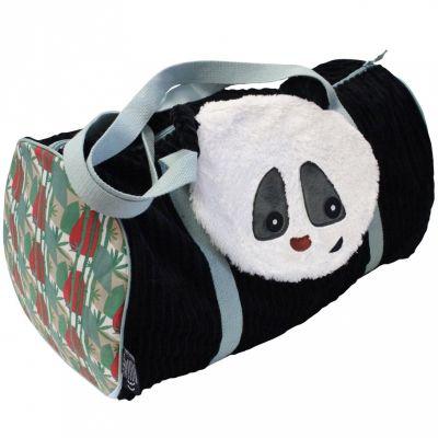 Sac week-end Rototos le panda  par Les Déglingos