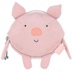 Sac banane ou bandoulière About Friends Bo le cochon