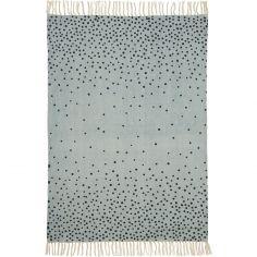 Tapis bleu (90 x 120 cm)