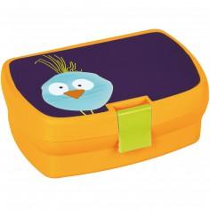 Boîte à goûter Oiseau Wildlife orange
