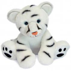Coffret peluche bébé tigre Terre sauvage (25 cm)
