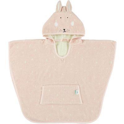 Poncho de bain lapin Mrs. Rabbit (2-3 ans)  par Trixie