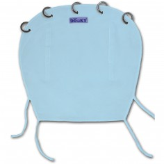 Protection pour poussette The original Dooky bleu ciel