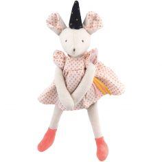 Poupée souple petite souris Mimi Il était une fois (24 cm)